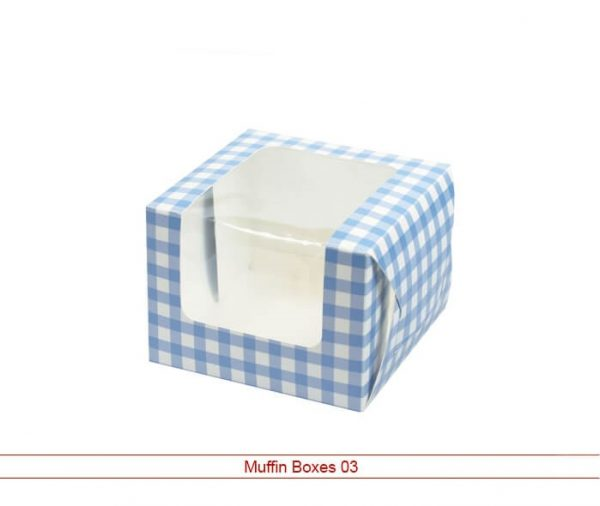 Muffin Boxes - 3