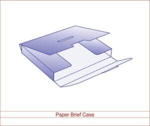 Paper Brief Case 01