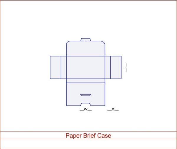 Paper Brief Case 03