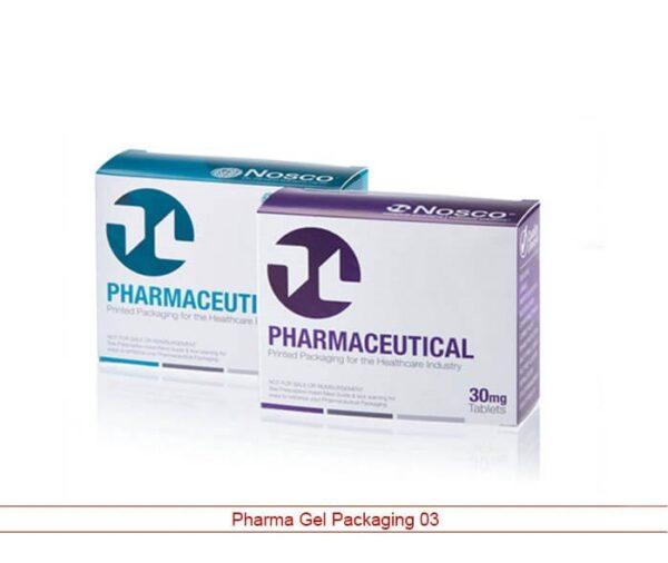 Pharma Gel Boxes