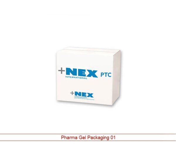 Pharma Gel Packaging