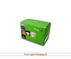 Porch Lights Packaging Wholesale