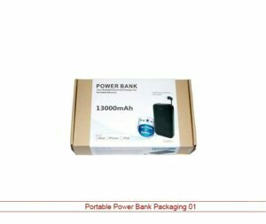 Portable Power Bank Packaging