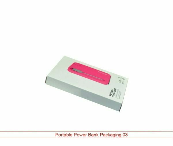Portable Power Bank Packaging Wholesale
