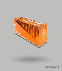 Powder sachet box Packaging