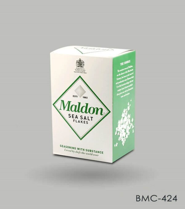 Salt sachet boxes