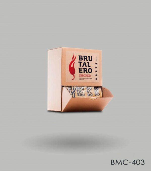 Sauce sachet box Packaging