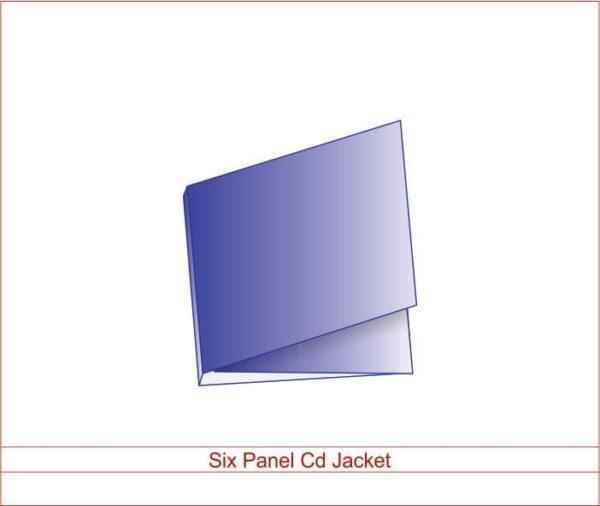 Six Panel Cd Jacket 03