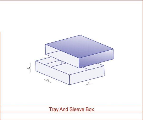 Tray And Sleeve Box 02