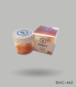 cannabis Gummies Box Packaging