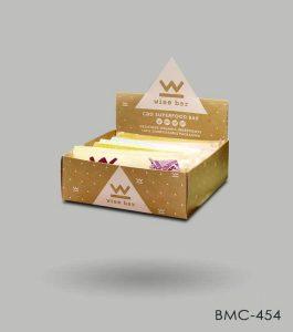 custom Cannabis counter display Packaging