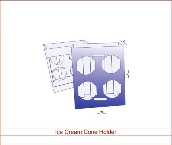 ice cream holder 2
