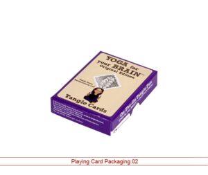 playing card packaging NY