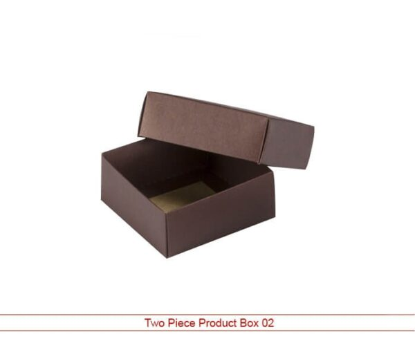 two piece product box NY
