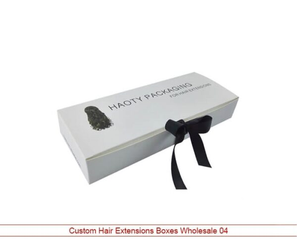 wholesale hair extension packaging