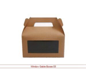 window gable box NY