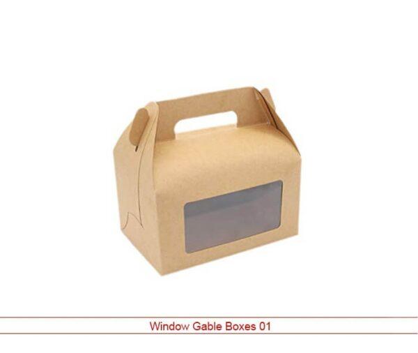 window gable boxes