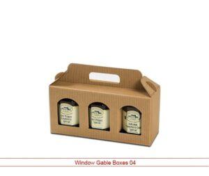 window gable boxes NYC